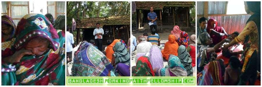 Bangladesh Sick Christian Help Poor Povery