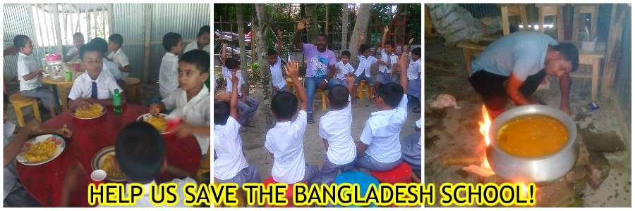 dONATE SAVE THE BANGLADESH SCHOOL