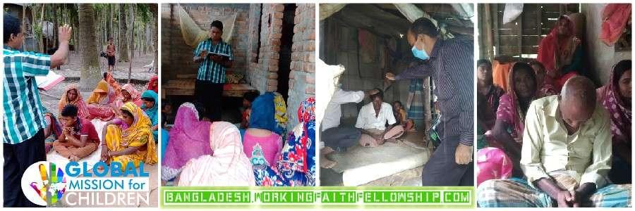 GMFC Teaching and Worshiping Jesus is Bangladesh Christian God