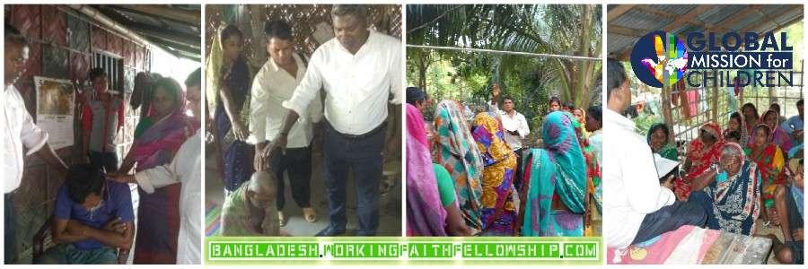Global Mission for Children Bangladesh Jesus Update November 2020