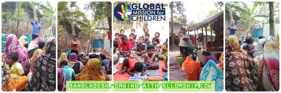 pREACHING AND TEACHING cHRIST THE LORD IN BANGLADESH