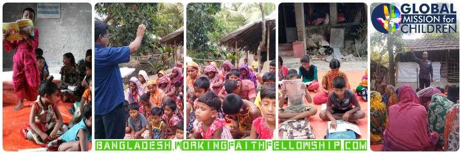 GMFC WFF Bangladesh Update Banner World Vision International