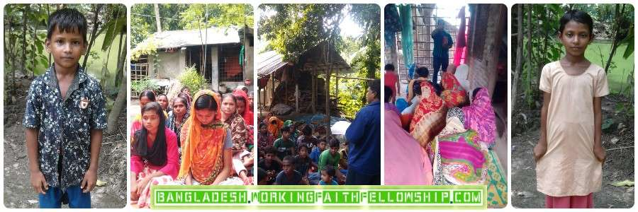 Preaching Jesus in a COuntry that is 90% Islam Muslim and 9% Hindu Bangladesh